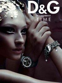 Часы - модный аксессуар от Dolce & Gabbana