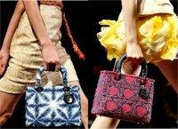 Культовая сумка Lady Dior: тенденции весна-лето 2011