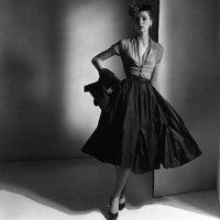 Стиль 50-х от Christian Dior открывает модный сезон