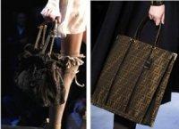 Фирменные женские сумки: Dior или Fendi - что выбрать?