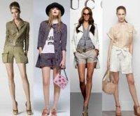 Модные модели шорт