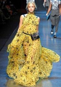 Неделя моды в Милане: коллекция Dolce&Gabbana осень-зима 2011-2012