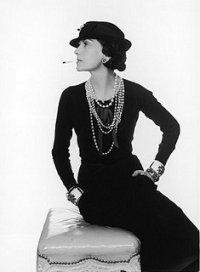 Коко Шанель: маленькое черное платье