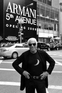 Giorgio Armani, и как все было (часть первая)