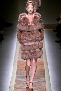 Меховая мода  сезона осень-зима 2011-2012. Часть 1