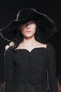 Меховая мода сезона осень-зима 2011-2012. Часть 2