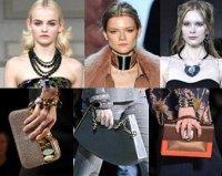 Модная бижутерия 2011-2012 года: главные тенденции. Часть 1
