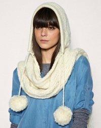 Модные шарфы сезона осень-зима 2011-2012