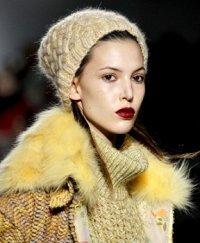 Модные фасоны головных уборов для осени 2011