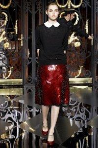 Тенденции сезона осень-зима 2011-2012: модные юбки. Часть 1-ая