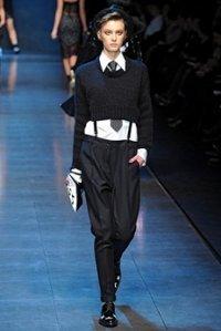Модные брючные тенденции 2012