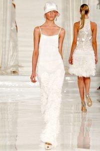 Модные платья на весну 2012 года