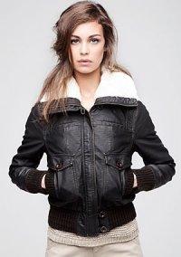 Кожаные куртки 2012: основные тенденции нового года