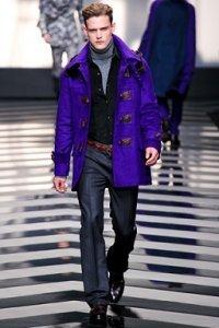 Неделя мужской моды в Милане