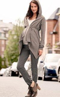 Основные тенденции моды для беременных 2012