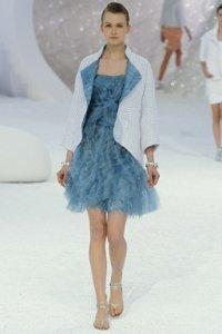Выбираем модные выпускные платья 2012