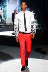 Модные аксессуары 2012: галстуки