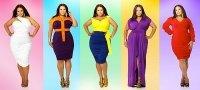 Тренды весны 2012: мода для полных девушек