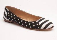 Модная обувь: балетки 2012