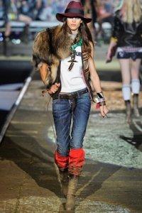 Модные джинсы 2012: тенденции весенне-летнего сезона