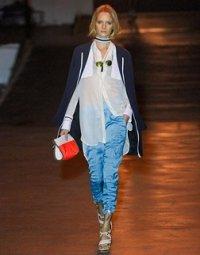 Модные тенденции 2012 года: брюки галифе. Часть 2