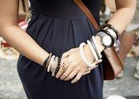 Модные аксессуары 2012: браслеты