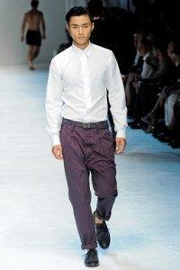 Мужские рубашки 2012: модные тенденции