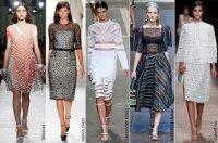Мода весна-лето 2013: на что обратить внимание?
