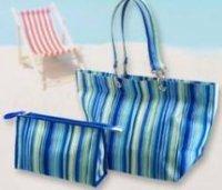Модные пляжные сумки весна-лето 2013
