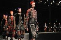 Модные силуэты сезона осень-зима 2013-2014